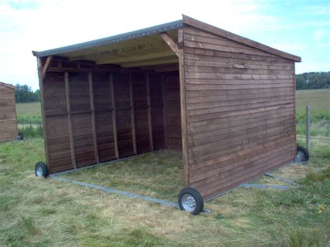Mobile Shed by Metal Garden Sheds Steel Sheds