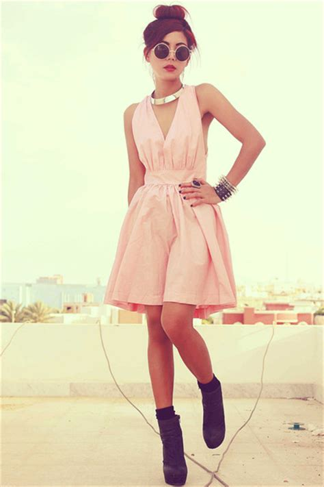 Dress Dress Tile Hitam Pink Black fashion poll and suggestion thread 25 april 2014 page 9