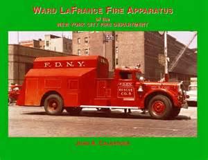 Truck Accessories York Region Ward Lafrance Apparatus Of The New York City Dept