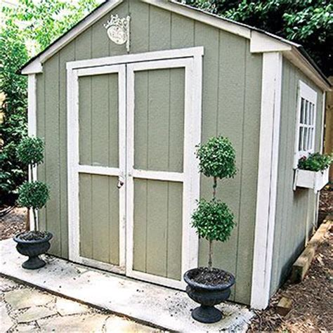 Storage Shed Solutions by Before And After Two Sheds Storage Solutions Gardens On The Side And Storage Ideas