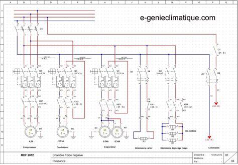 schema electrique chambre froide pdf mouvement
