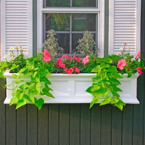 A Window Box Planter by Fairfield Window Box Or Freestanding Planter Outdoor