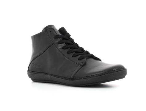 Kickers Gum Sole Black s shoes fowno black kickers