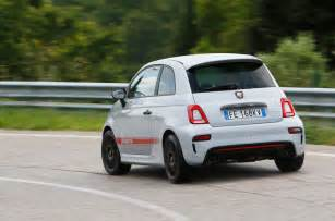 Abarth News 2016 Abarth 595 Competizione Review Autocar