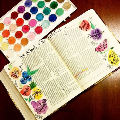 fruit in the bible 647 best images about faith journaling on