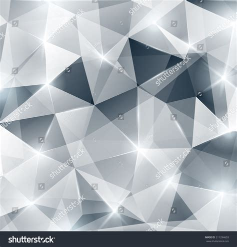 silver layout vector silver background lights sparkles vector illustration