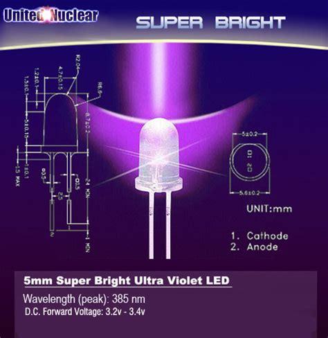 uv c le ultraviolet uv leds ultraviolet leds united nuclear