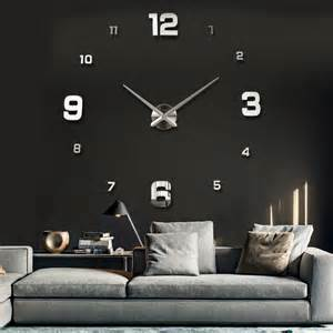 Wanduhr Design Modern by Large Contemporary Wall Clocks Large Decorative Wall
