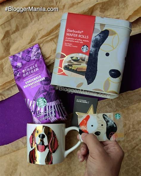 starbucks for dogs for year of the mug starbucks card
