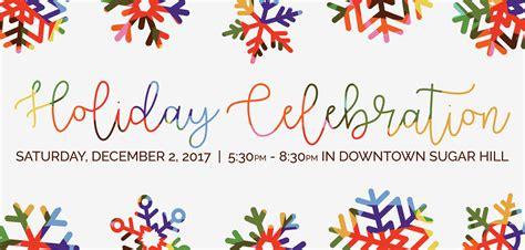 holidays and celebrations holiday celebration and tree lighting