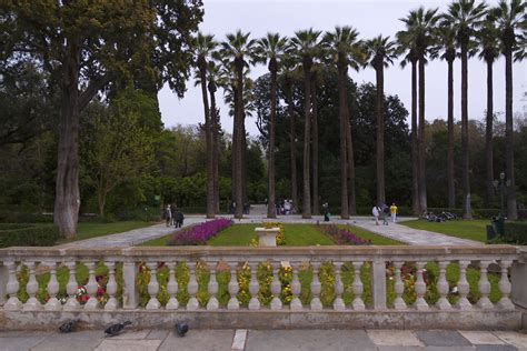 National Garden Athens by National Garden National Park In Athens Thousand Wonders