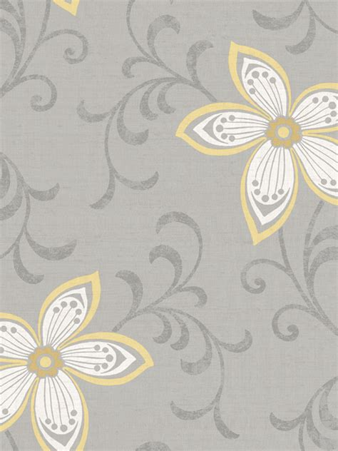 wallpaper grey yellow yellow grey wallpaper