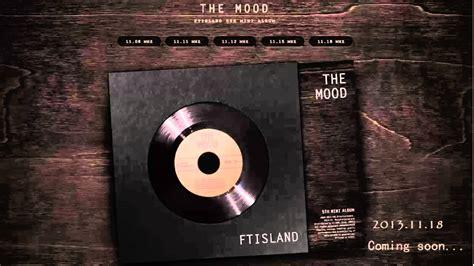 Ftisland The Mood ftisland album vidmoon