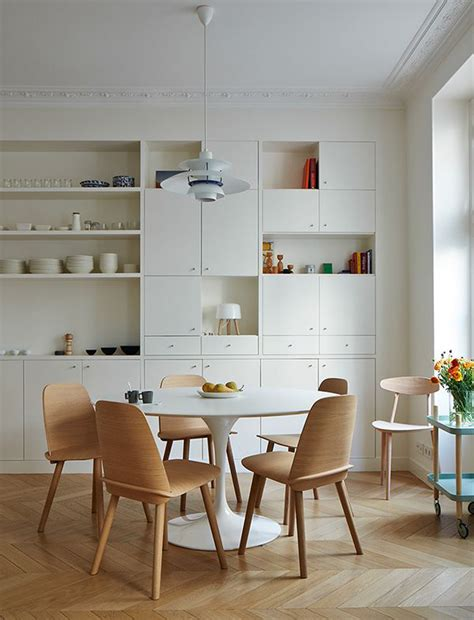 small dining with shelves cabinet