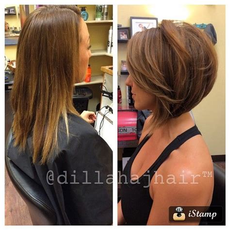 hairstyles for thin hair before and after 26 lovely bob hairstyles short medium and long bob