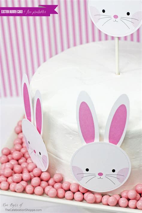 bunny cake template easy easter bunny cake free printable templates the