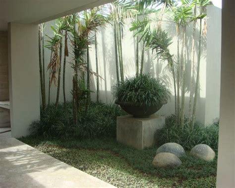 modern landscape indoor garden jimbaran bali indonesia