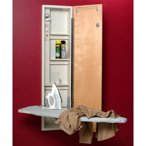 Wall Mount Ironing Boards & Ironing Centers Iron A Way