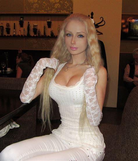 ukraines real life barbies to bring spirituality to real life russian barbie doll valeria lukyanova 19