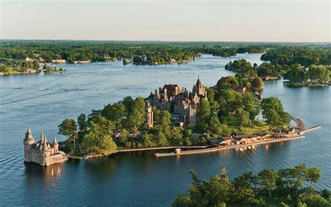 thousand islands boldt castle and boldt yacht house visit the 1000 islands