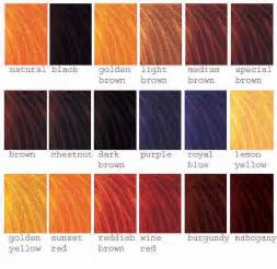 dye hair colors image gallery henna hair dye colors