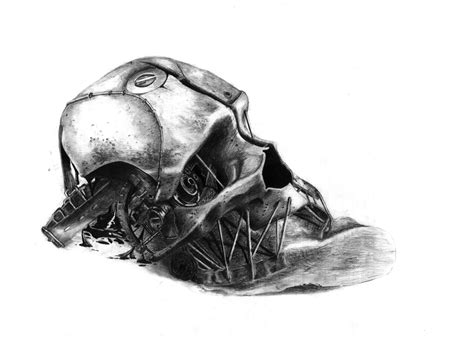 Dishonored Drawing