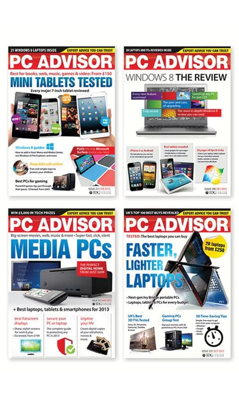 pc advisor technology reviews advice videos news and pc advisor android apps on google play
