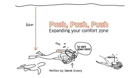 push your comfort zone push push push expanding your comfort zone youtube