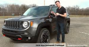 review 2016 jeep renegade trailhawk