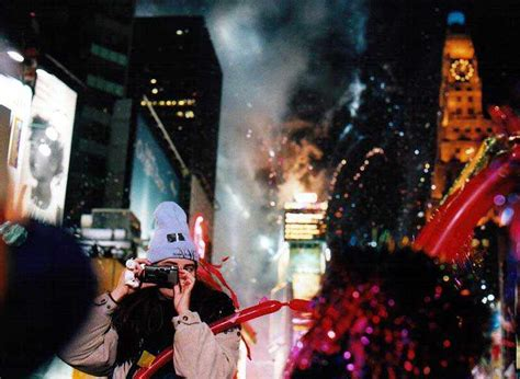 times square new years eve 2000 times square new years eve 2000 crowds