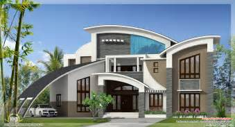 Cool House Designs 4 Bedroom Modern Flat Roof House Keralahousedesigns