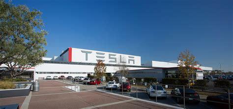 Tesla Motors Fremont Factory X Factor Inside Artcenter S Pipeline To Tesla S Model X