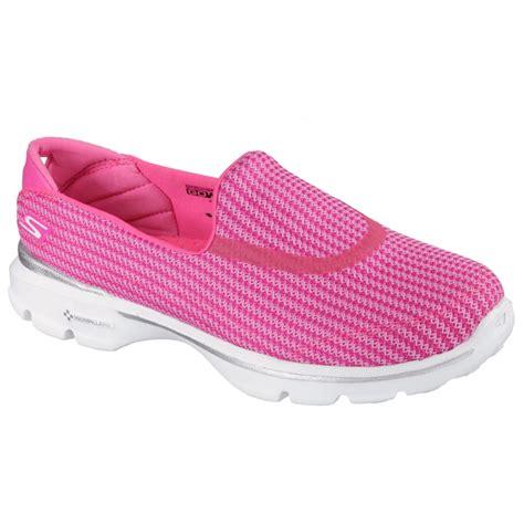 Skechers Go Walk 3 by Skechers Skechers Go Walk 3 Pink P12 13980 Hpk