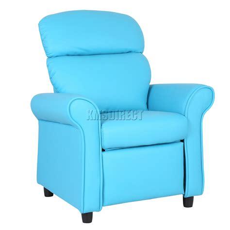 childrens recliner chair uk foxhunter kids recliner armchair games chair sofa children