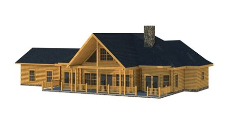 fairfax plans information southland log homes