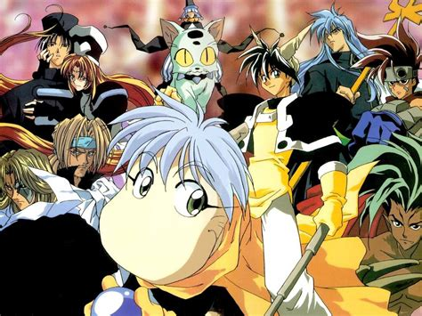 houshin engi soul aka houshin engi anime photo 36282721 fanpop