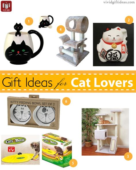 10 Gifts 20 For The Cat Lover by Cat Lover Gifts Gift Ideas For Cat S Gift