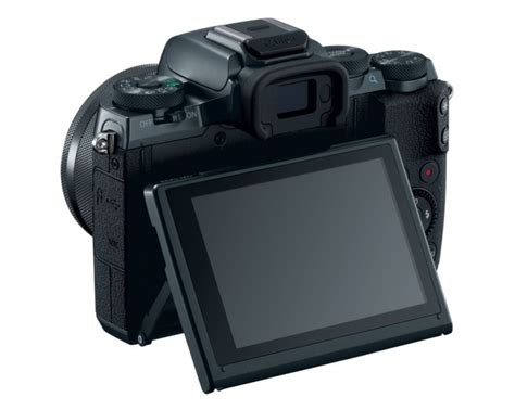 Lensa Canon M5 kamera mirrorless baru canon eos m5 resmi diumumkan rancah post
