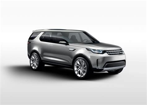new land rover discovery land rover discovery vision concept smart glass lasers