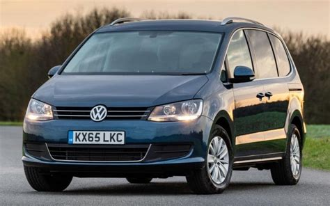 Auto Sharan by Volkswagen Sharan Review Beating The Ford Galaxy In The