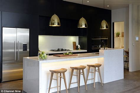 Breakfast Bar Pendant Lights The Block Glasshouse Contestants Comments Revealed To Each Other During Judging Daily