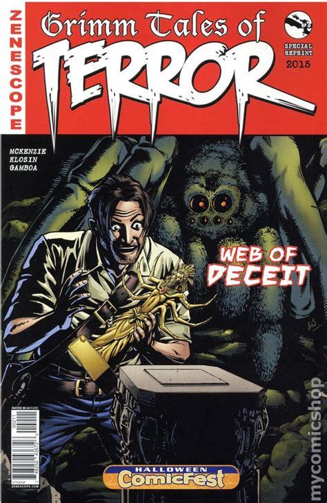 Tales Of Terror grimm tales of terror 2015 zenescope comicfest