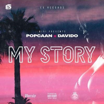 my story mp3 music popcaan davido my story vstarvibes