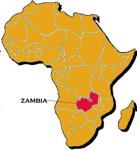 africa map zambia 301 moved permanently