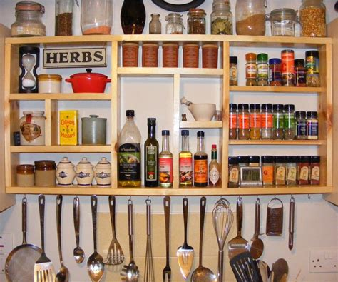 Kitchen Spice Rack Ideas | like cooking these are why spice rack ideas will be good