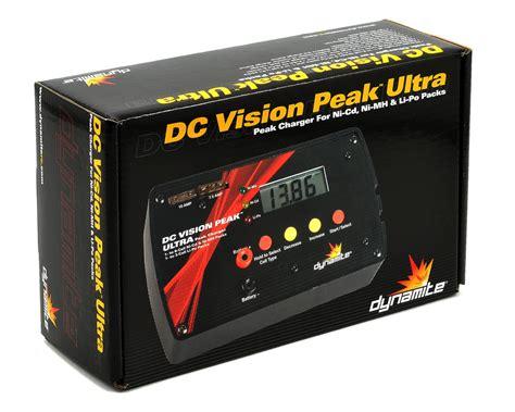 peak charger dynamite dc vision peak ultra peak charger dyn4057