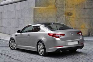 Coupe Kia Kia Optima Coupe Renderings Look As As We Expected