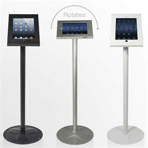 ipad easel stand ipad demonstration display freestanding apple i pad stand