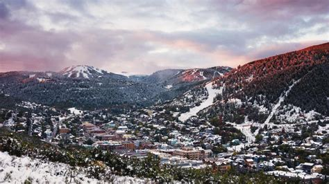 park city bing wallpaper