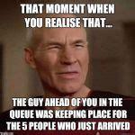 Annoyed Picard Meme - annoyed picard meme generator imgflip